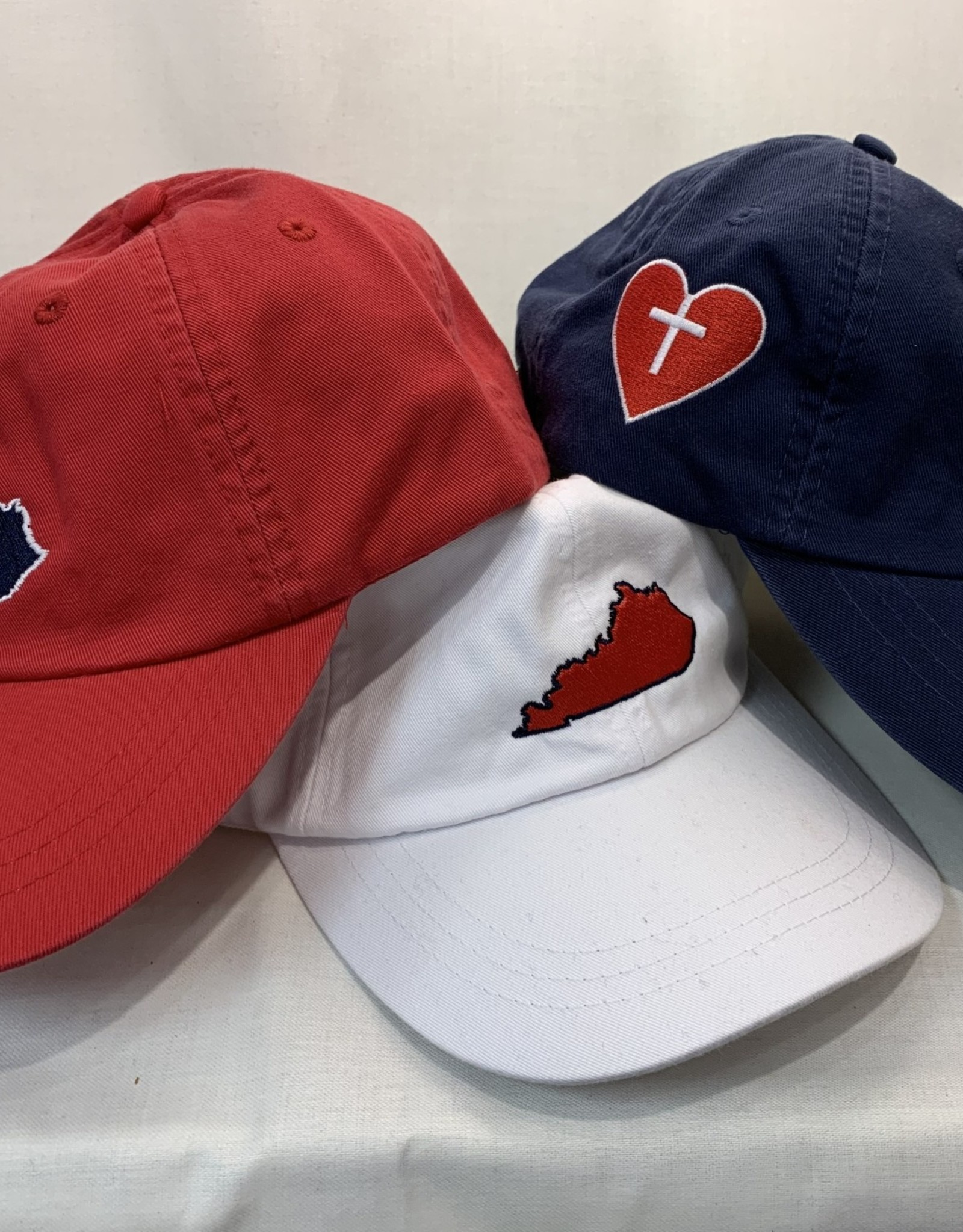 Adams KY HEART CAP