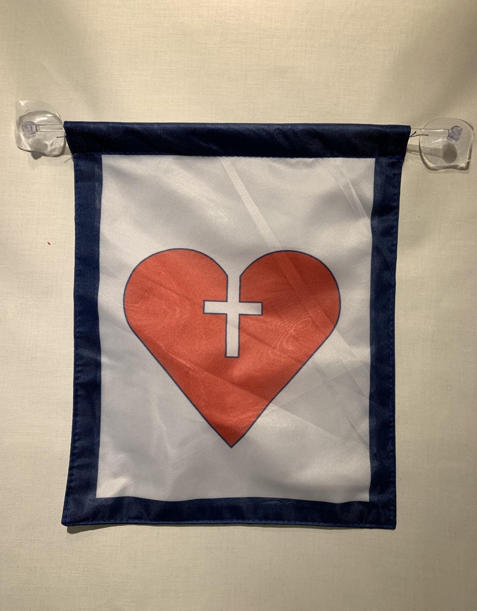 SHA GARDEN FLAG