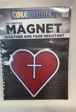 SHA HEART  SM MAGNET