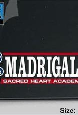 MADRIGAL DECAL