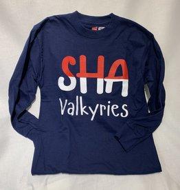 YOUTH SHA LS T-SHIRT