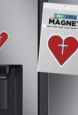 CDI HEART MINI MAGNET