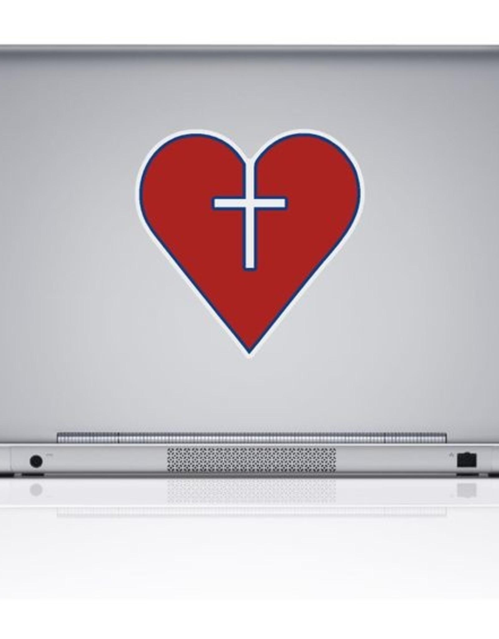 CDI HEART LG REMOVE DECAL