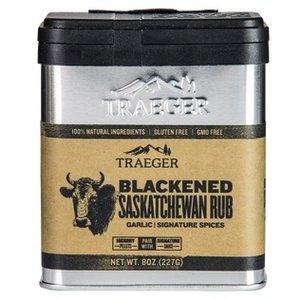 Traeger BBQ . TRG Blackened Saskatchewan Rub