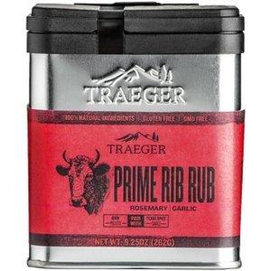 Traeger BBQ . TRG Prime Rib Rub 9.25 oz