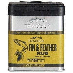 Traeger BBQ . TRG Fin & Feather Rub