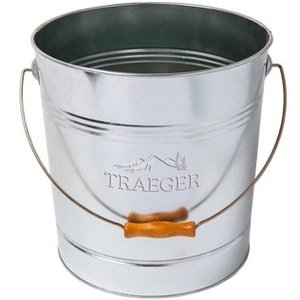 Traeger BBQ . TRG Metal Storage Bucket