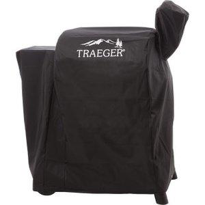 Traeger BBQ . TRG Full Length Black Cover 022/07E/20