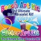 Zorbitz Inc . ZRB Beach Art Bracelets Kit