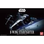 Bandai . BAN 1/72 B-Wing Starfighter