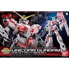 Bandai . BAN 1/48 Scale Unicorn Gundam [Destroy Mode]