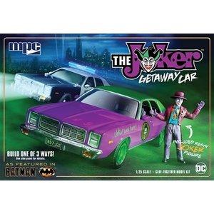 MPC . MPC 1/25 '78 Dodge Monaco Joker Getaway Car