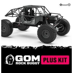 G Made . GMA 1/10 GR01 GOM Rock Buggy Plus