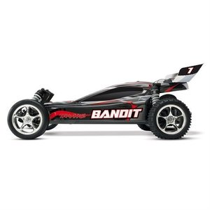 Traxxas Corp . TRA 1/10 Ext Sport Buggy W/Q Dc