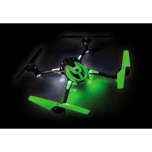 Traxxas Corp . TRA Alias Rtf Micro Quad Drone Green
