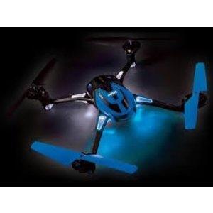 Traxxas Corp . TRA Alias Rtf Micro Quad Drone Blue