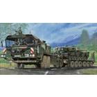 Trumpeter . TRM 1/35 German Faun Elephant Slt-56 Panzer Transport