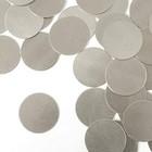 "IMPressArt . IAD Circle Aluminum 3/4"" 24 Piece"