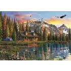 Anatolian . ANA Oldlook Cabin 2000pc Puzzle
