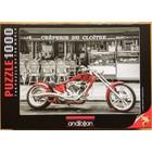 Anatolian . ANA Red Chopper 1000pc Puzzle