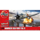 Airfix . ARX 1/48 Hawker Sea Fury Fb.II