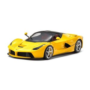 Tamiya America Inc. . TAM 1/24 Ferrari LaFerrari Yellow Edition