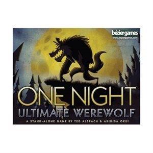 Bezier Games . BEZ One Night Ultimate Werewolf