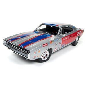 Auto World . AWD 1/18 1970 Dodge Charger R/T (Dick Landy)
