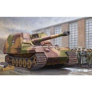 Trumpeter . TRM 1/35 German Geschutzwagen Tiger fur 17cm K72