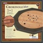 KROEGER INC. . KRG 3 in 1 Crokinole Board