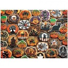 Cobble Hill . CBH Halloween Cookies 350pc Puzzle