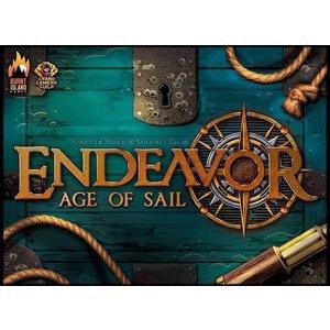 Burnt Island Games . BTI Endeavor Age of Sail