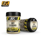 A K Interactive . AKI Terrains Dry Ground Texture Acrylic 250ml