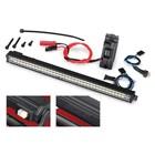 Traxxas Corp . TRA Traxxas LED lightbar kit (Rigid)/power supply, TRX-4