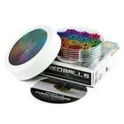 Neoballs . NEO Tesseract Cassette Rainbow Magnets