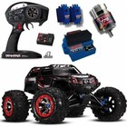 Traxxas Corp . TRA SUMMIT RTR 4WD MONSTER TRUCK