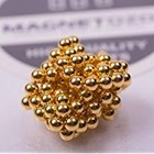 Neoballs . NEO Gold Magnets