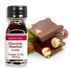 Lorann Gourmet . LAO Chocolate Hazelnut Flavor 1 Dram