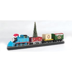 Bachmann Industries . BAC HO Thomas Christmas Express Train Set