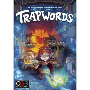 Czech Games Edition . CGE Trapwords