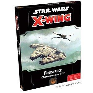 Fantasy Flight Games . FFG Star Wars X-Wing 2.0: Resistance Conversion Kit