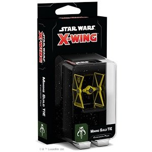 Fantasy Flight Games . FFG Star Wars X-Wing 2.0: Mining Guild TIE Expansion Pack