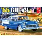 AMT\ERTL\Racing Champions.AMT 1/25 '55 Chevy Bel Air Sedan