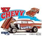 MPC . MPC 1/25 '57 Chevy Bel Air Spirit Of 57