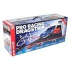 Auto World . AWD 2013 John Force NHRA Drag Race Slot Car Set