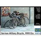 Masterbox Models . MTB 1/35 WWII German Military Bicycle