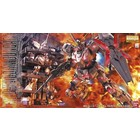 Bandai . BAN MG RX-0 UNICORN GUNDAM HD COLOR + MS CAGE
