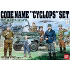 Bandai . BAN UCHG 1/35 ZEON CYCLOPS TEAM SET
