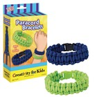 Creativity for kids . CFK Paracord Bracelets Kit