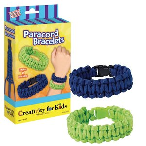 Creativity for kids . CFK Paracord Bracelets Kit